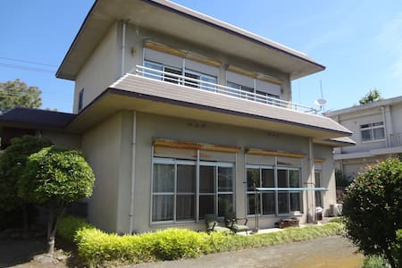 House with Onsen (hot spring) - Fuefuki-shi