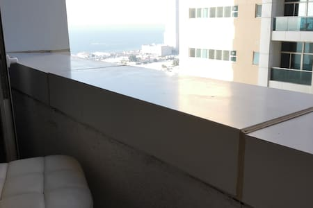 Master Bed Room with Sea view in Ajman UAE - Ajman