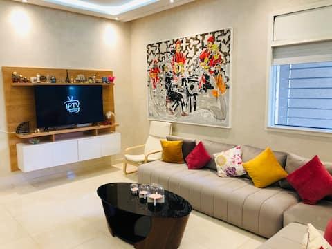 Cozy Cute apartment in harhoura 🏝 🌞