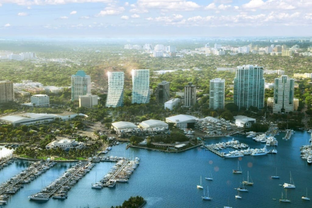 Apt is right across from Coconut Grove marinas and Regatta Park ⛵️