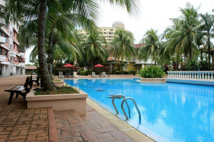 Vanessa Holiday Home2stay - Melaka - Ortak mülk
