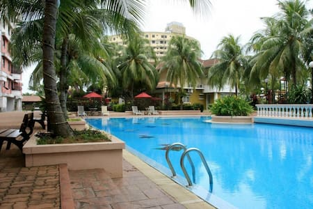 Vanessa Holiday Home2stay - Melaka - Kondominium