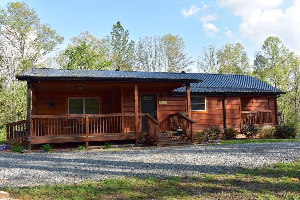 Mlc My Deer Cabin Cottages For Rent In Blue Ridge Georgia United States