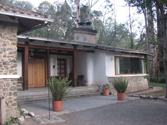 5 Star Hacienda near Cayambe