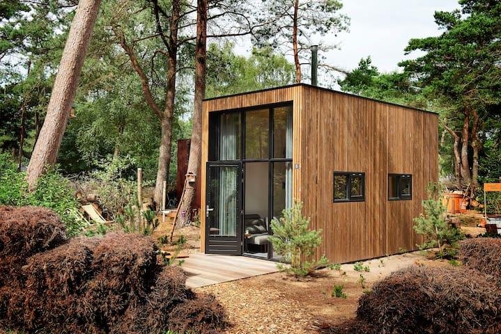 Uniek overnachten in een Tiny House in Limburg!
