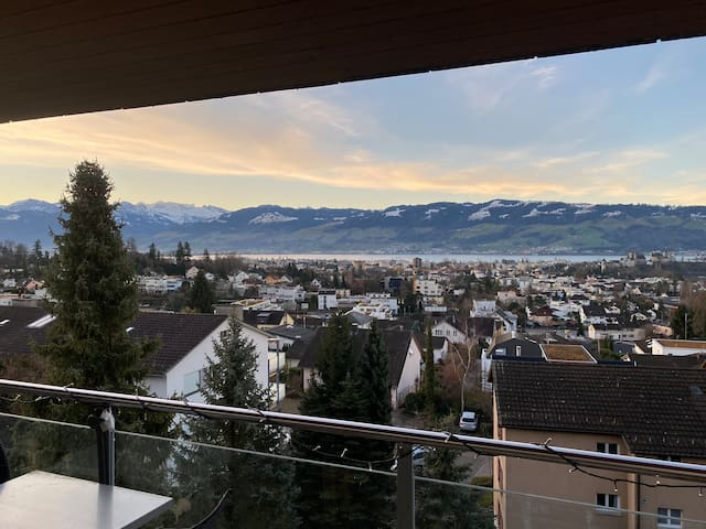 Room to rent in a great quarter of Rapperswil