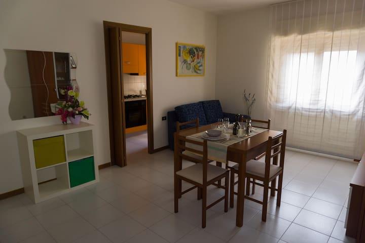 Luminoso bilocale - Avezzano - Avezzano - Apartment