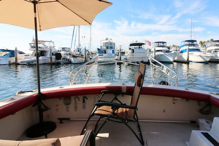 Yacht - 1 master suit & 2 bunks beds - San Diego - Boot