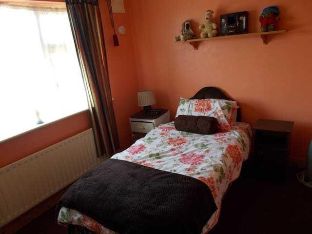 Single room 10 minutes walk from Town Centre.