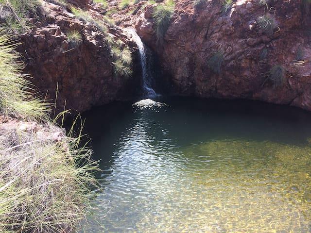 Lake Kununurra chalets No 3