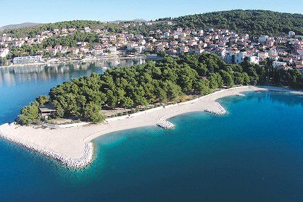 Beach Ciovo