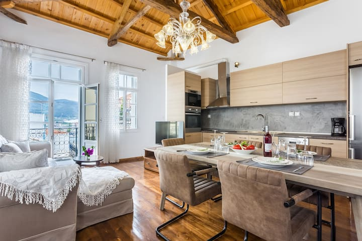Evagelias luxury villa in skopelos