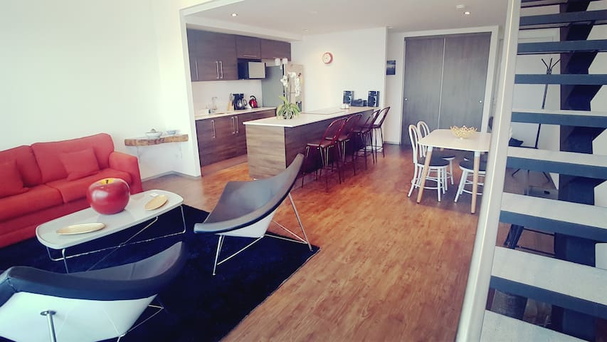 Boutique 1 BD Studio Apt Fully Furnished Peaceful