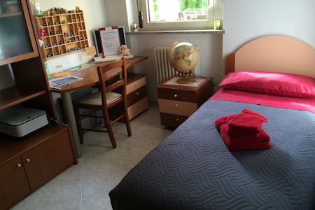 Aosta Center - Single Room - Aosta - Casa