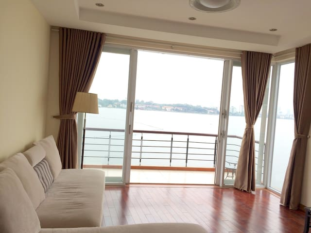 2BR apartment close to center - Hanoi - Apartament