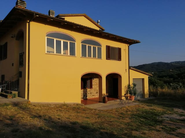 Pancole Home at the Chianti Gates