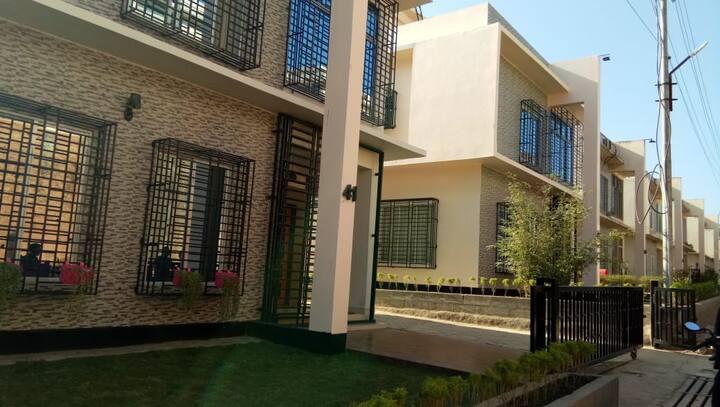 Urban House Villa - Private spaces