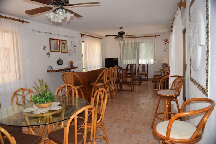 Villa Del Sol - Nuevo Vallarta - House