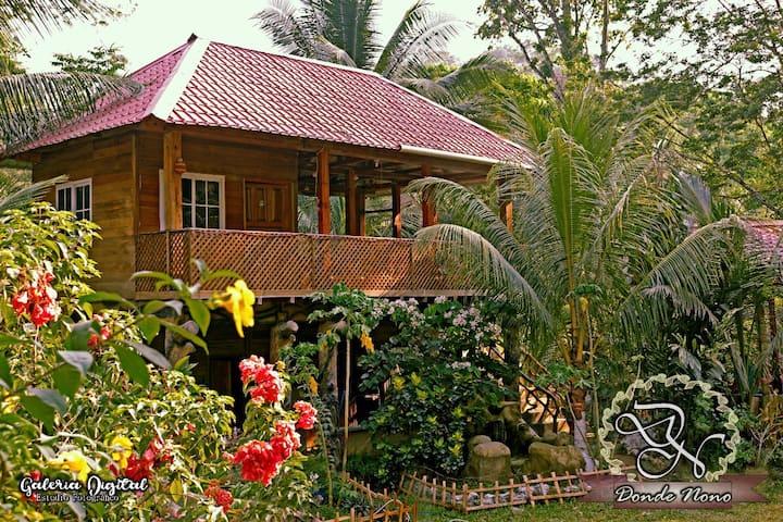 Casa de Campo Puerto Barrios Izabal