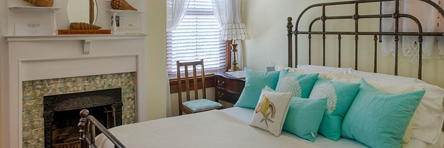 Tybee Surf Song Bed & Breakfast - Seashell