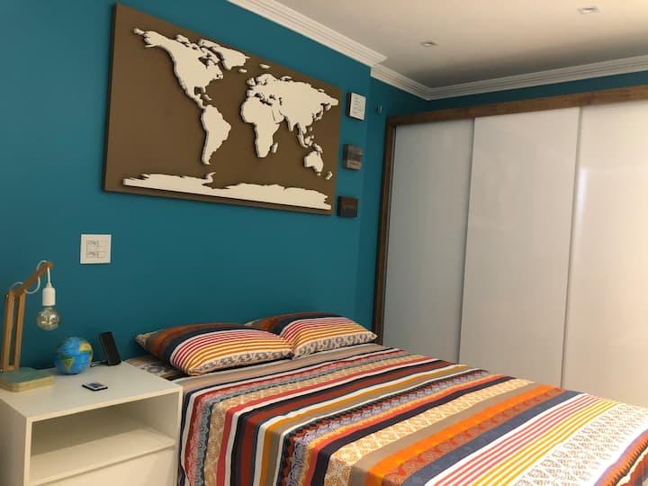 Quarto Mundi   Traveller's Room - Setor Sudoeste