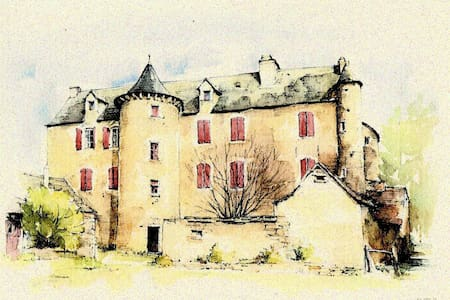 Au Manoir Des Crouzets - Baraqueville - Bed & Breakfast