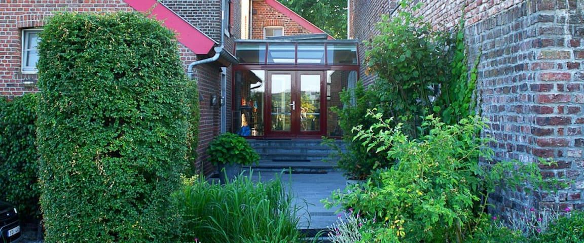 Buitenhuis De Graef