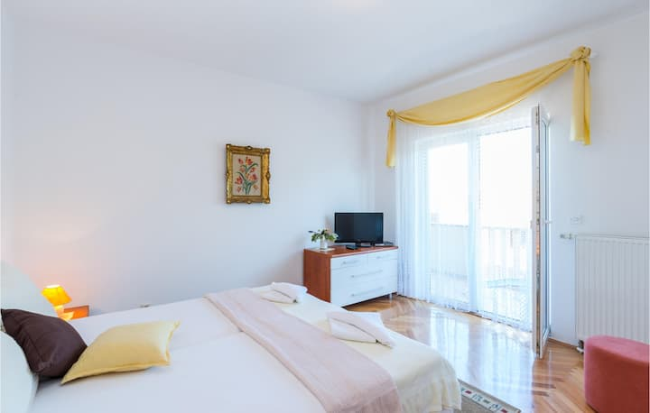 Amazing apartment in Zadar with 1 Bedrooms