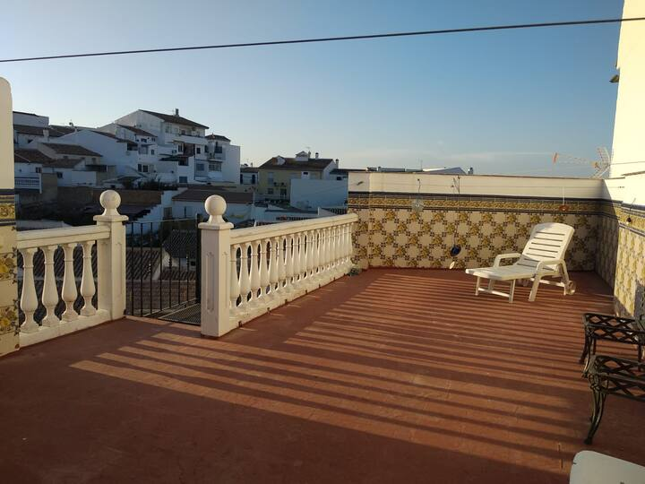 Townhouse with TERRACE in the heart of Antequera