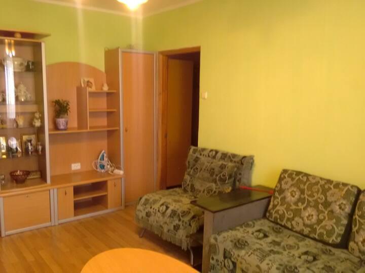 Уютная квартира в центре Бердянска