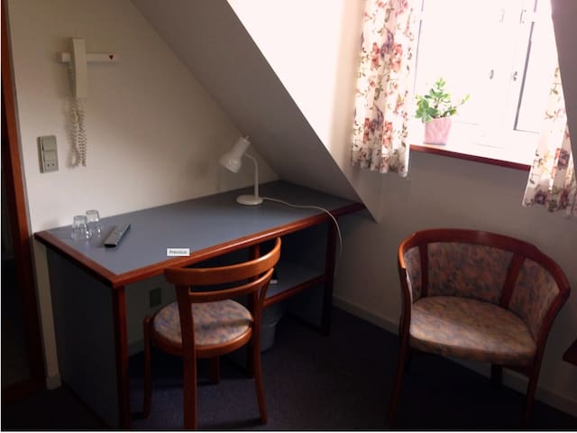 Hotelværelse i dejlige omgivelser - Hobro - Bed & Breakfast