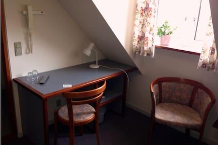 Hotelværelse i dejlige omgivelser - Hobro