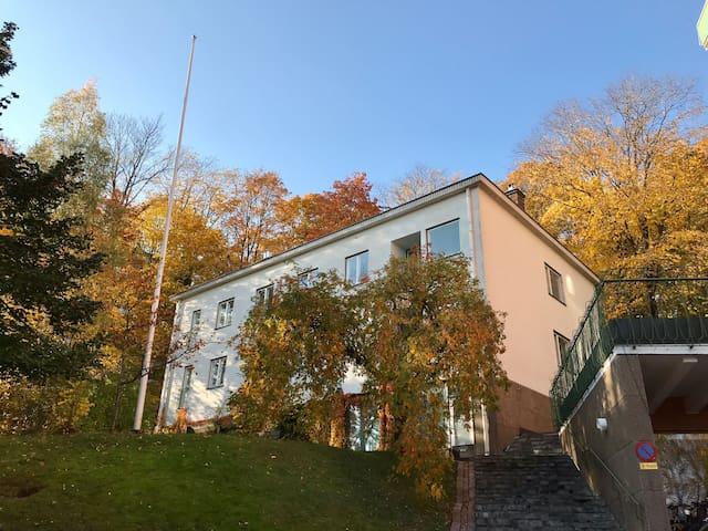 Cousy  94m2 apartment near the Föri in Turku