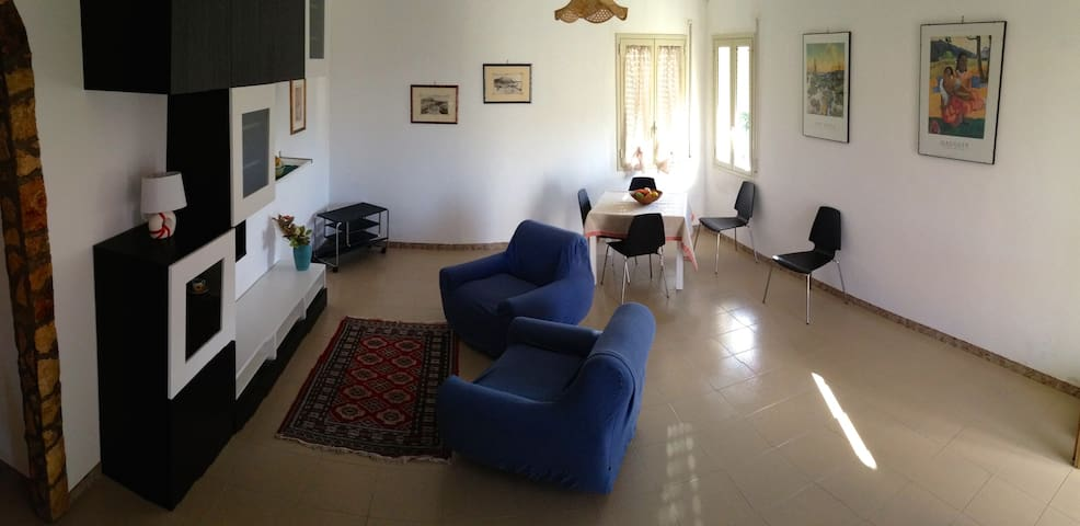 Entire relax apartment in Alcamo Marina, panoramic - Alcamo