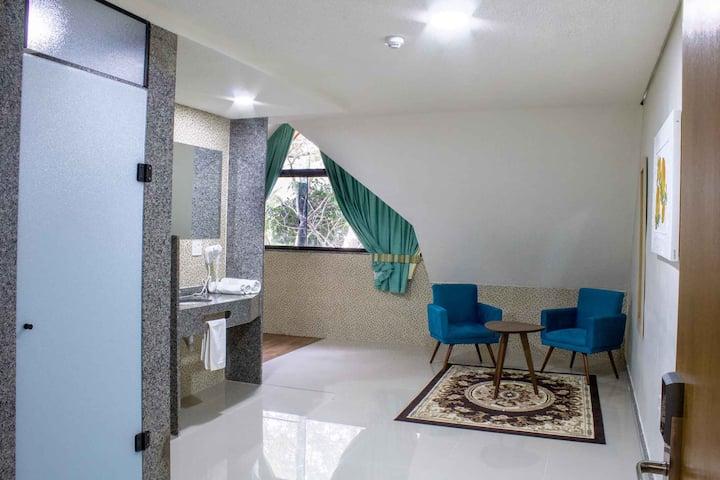 Hotel Nacional Inn Foz do Iguaçu Classic - Quarto Familia Superluxo