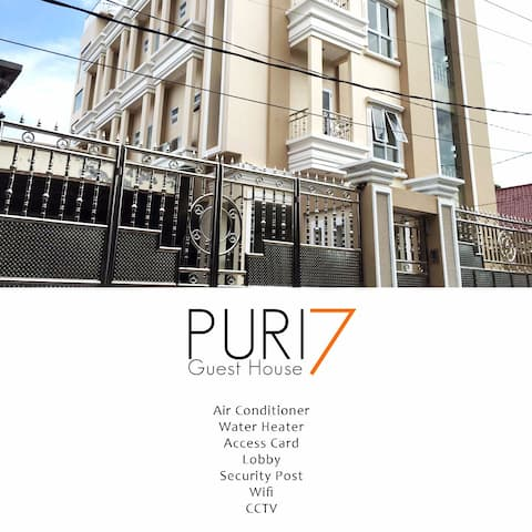 Puri 7 Guest House - Double Bed Rooms
