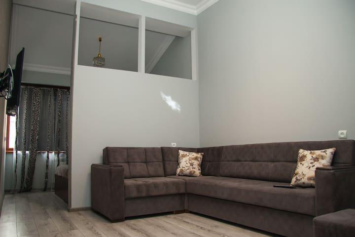 1-bedroom luxe apartment