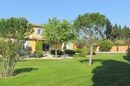 Joli maison avec grand jardin, ref. 1399 - Eyragues - Дом