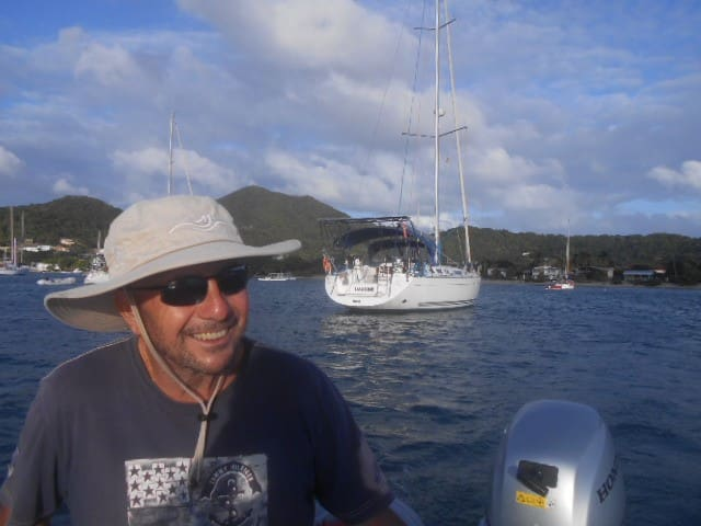 Tahiti sur voilier