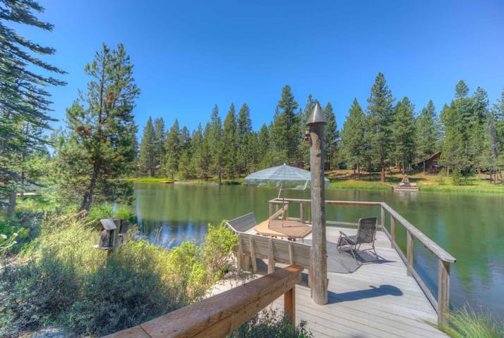MERG172-Located on the Big Deschutes River