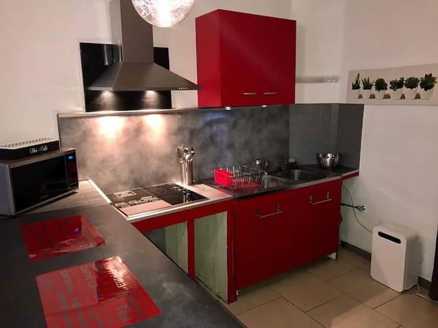 Charmant studio idéal week end - Narbonne - Apartment
