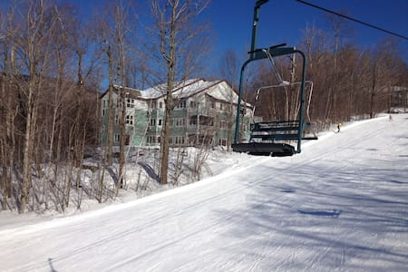 Ski in, Ski out at Smuggler's Notch - Cambridge - Apartament