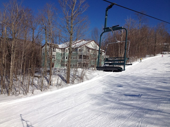 Ski in, Ski out at Smuggler's Notch