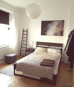 süße Wohnung für 2 unterhalb der Landskrone - Appartement