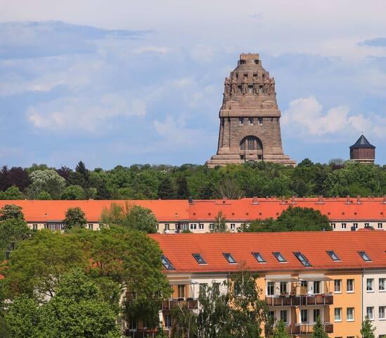 bestes View für ganz Leipzig - Leipzig - Apartemen