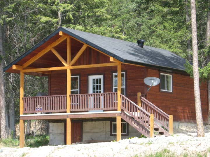 Rocky Mountain Chalet
