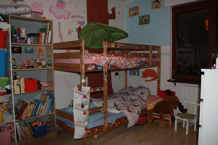 Appartamento accogliente ottimo per famiglie !! - Varano Borghi - Appartement
