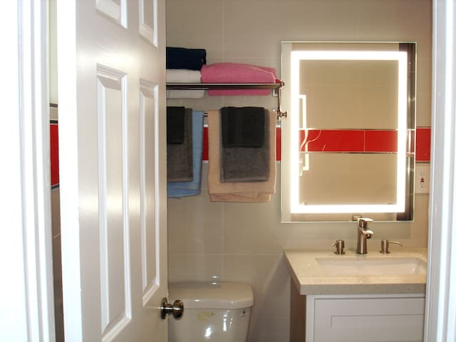 Master bedroom's Bathroom