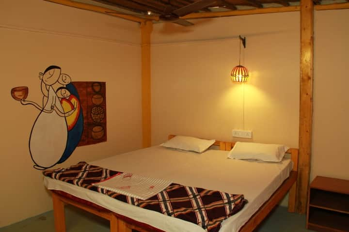 Cosy Tent Suite n Assagao nr Yoga Center n Beaches