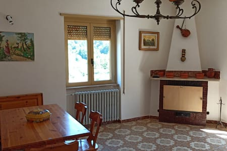 Large Country House / Chalet - Rocca Di Mezzo (AQ)